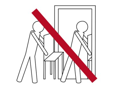 CAMPUSERVICE der Goethe-Universität 2017 Piktogramme: Stühle reintragen
