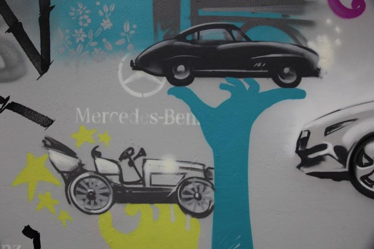 Eröffnung Mercedes Benz Filiale Nürnberg