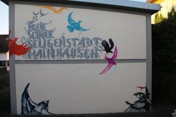 Freie Schule Seligenstadt Fassade 2014