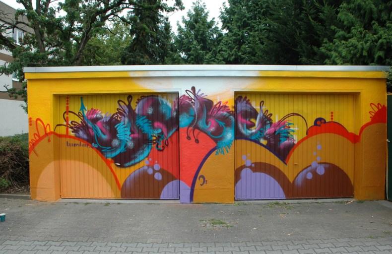 BOMBER Style Garagen Okriftel 2011