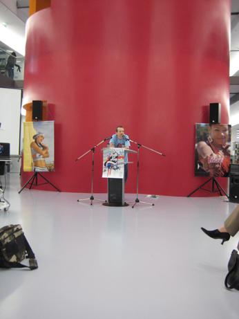 ZebRocSki speaking