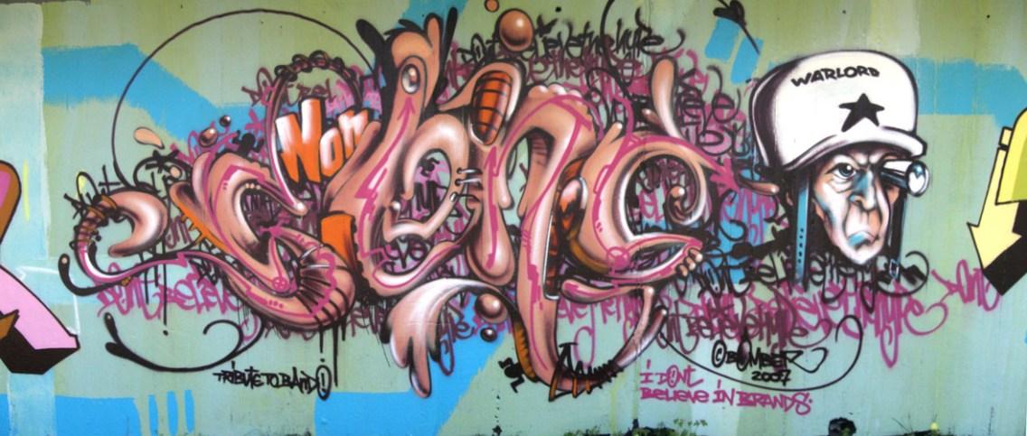 Sens - a Bando tribute by Bomber, Ingelheim 2007.