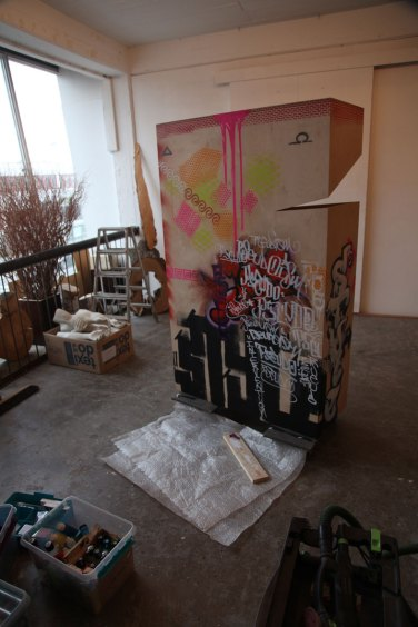 Styleschrank/Bauernschrank 3.0, 2014