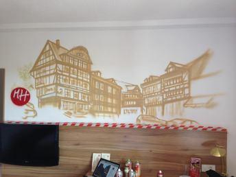 Zimmergestaltung Michel Hotel Wetzlar