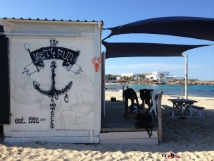 Wet4fun Sailing station Formentera, Baleares, 2018