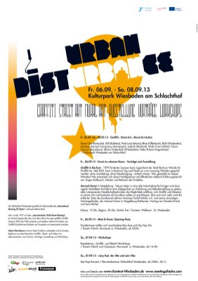 Urban Discturbance Corporate design 2012