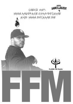 Postkarte D-Flame Summerjam 2006