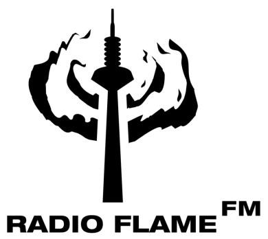 Radio Flame fm Logo 2006