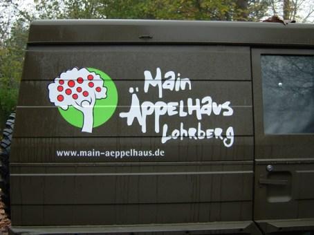 Main Äppelhaus Lohrberg Logo