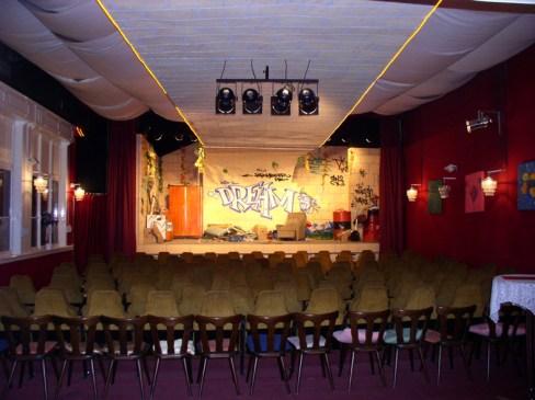 Gerry Jansen Theater, Alzey 2003