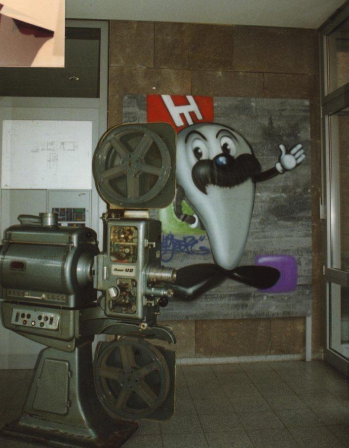Onkel Otto, HR Hessischer Tundfunk, Studio Kassel, 1999