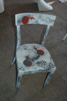 Designstuhl 2010, Privatsammlung / design chair 2010, private property