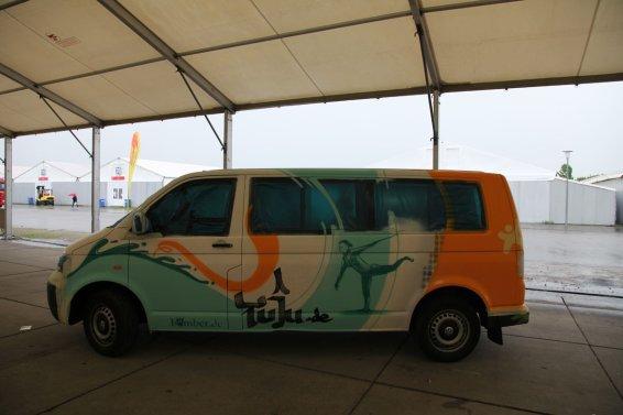 VW Bus Bulli DTB 2013