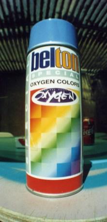 Belton Oxygen Farbsprühdose 1996