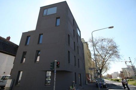 Triftstraße Niederrad Kunst am Bau © Helge W. Steinmann/VG Bild Kunst, Bonn 2019