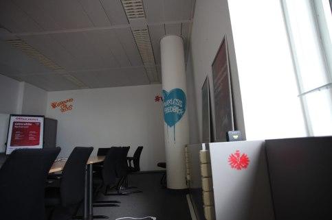 fearless feedback Lufthansa Office Terminal 1
