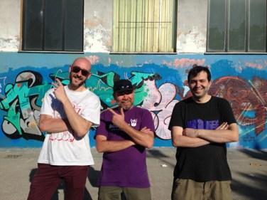 NOEK, BOMBER and BERO TDS, Perugia 2018