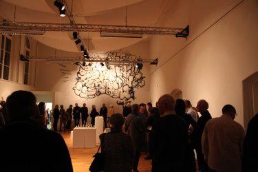 Vernissage Stetiger Wandel 2013: Gestaltungsverwaltung und Verwaltungsgestaltung, Neu im BBK, Kunsthaus Wiesbaden 2013
