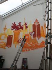 Kiz 1 Kita Frankfurt Skyline