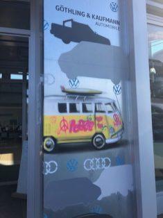 VW Bulli Samba @ G&K2019Eschborn