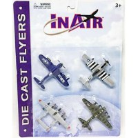 WWII Warbirds Set