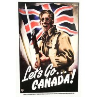 POSTER – Let's Go Canada