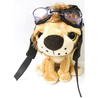 STUFFED ANIMAL – Lion