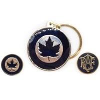 KEYCHAIN/PIN SET – RCAF