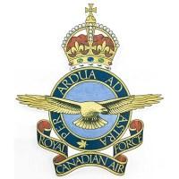 DECAL – RCAF Crest