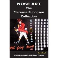BOOK – Nose Art – The Clarence Simonsen Collection