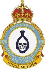 No. 428 (Ghost) Squadron