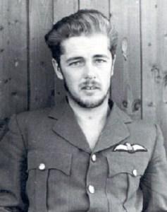P/O Barry Davidson P.O.W.