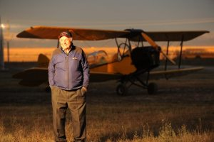 Gordon Jones – Living Aviation History