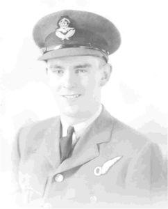 Ken Earnshaw – Lancaster Navigator