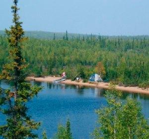 Kingston Lake – Honouring P/O Philip Alan Kingston