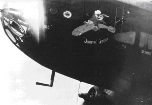 Nose Art – Jumpin Jiminy