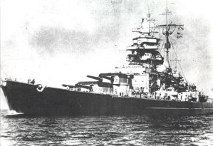 Sinking of the Battleship Tirpitz