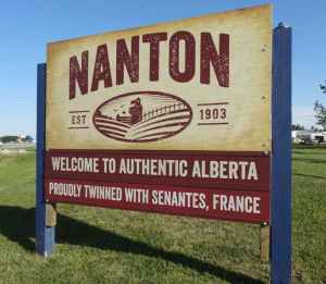 Senantes and Nanton – Twinned Communities
