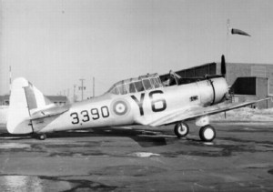 North American NA-64 Yale