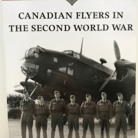 BOOK – Amazing Airmen Canadian Flyers
