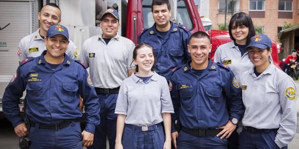 CBVS Cuerpo de Bomberos Voluntarios de Sabaneta