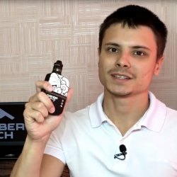 Cuckoo Vape Pindad Review (Russian)
