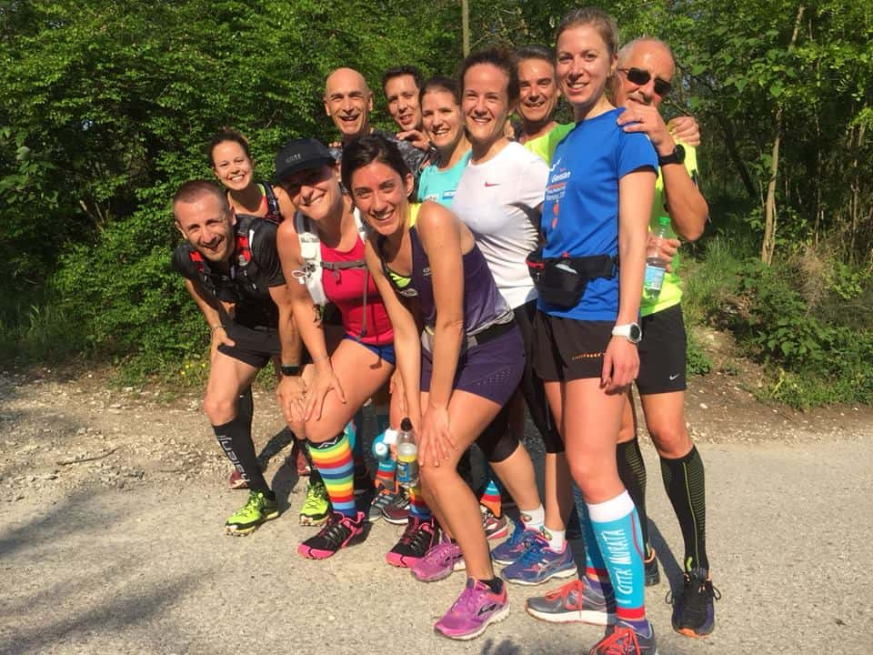Trail Colli Euganei-Pra Cenci short Trail – Bibione Halfmarathon – Treviso in Rosa