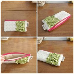 Gussy Sews How To Sew a Zippered Pouch