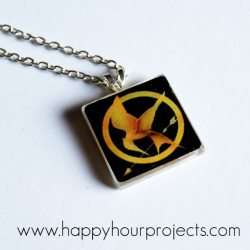 Hunger Games Pendants