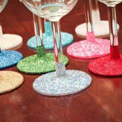 Glitter Glassware