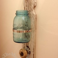 Shabby Chic Towel Holder