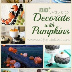 30+ Ways to Decorate With Pumpkins for Halloween