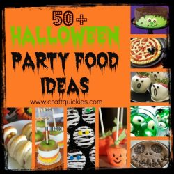 Halloween Party Food Ideas 50+ Spooktacular Recipes