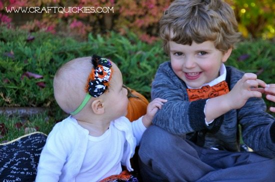 Flowers and Feathers Headbands Tutorial is perfect for Halloween or anytime!